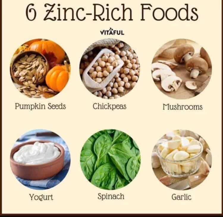 6 tsingirikast toiduainet