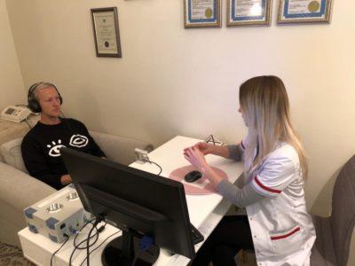 Bioresonantsteraapia Ženja Fokin ja Vivika Virve